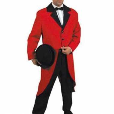 Carnaval  Rode slipjas volwassenen kostuum