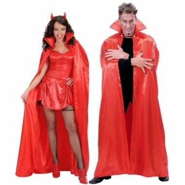 Carnaval  Rode verkleed kostuum volwassenen