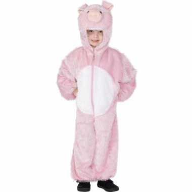 Carnaval  Roze varkentjes kostuum
