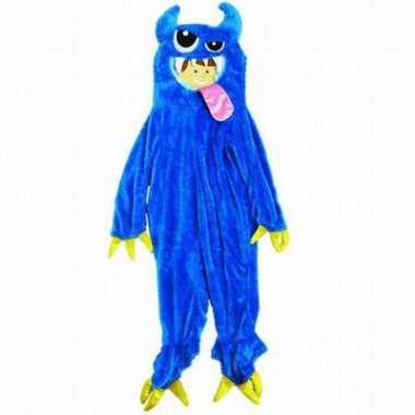 Carnaval  Ruzlow monster kinder kostuum