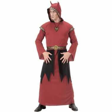 Carnaval  Satan kostuum heren