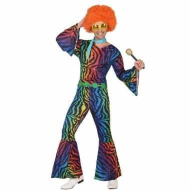 Carnaval seventies/disco kostuum heren