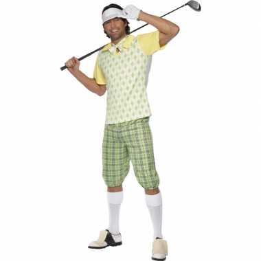 Carnaval sport kostuum golf