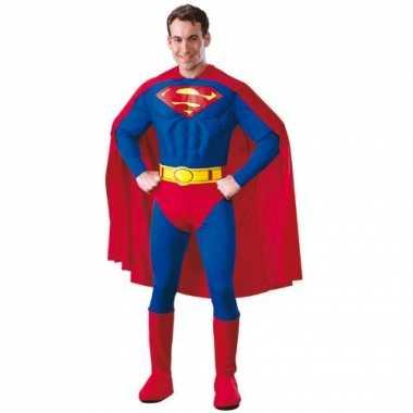 Carnaval  Superhelden kostuum (SM)volwassenen