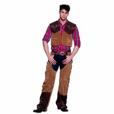 Carnaval toppers western kostuum cowboy