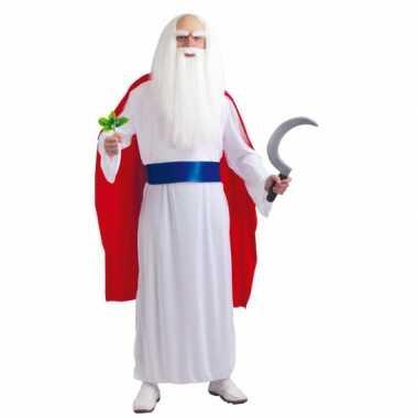 Carnaval  Tovenaars kostuum jurk kostuum heren