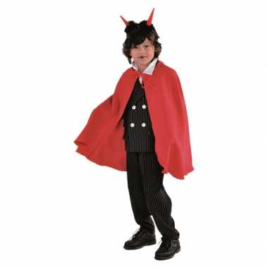 Carnaval  Vampier kostuum rood
