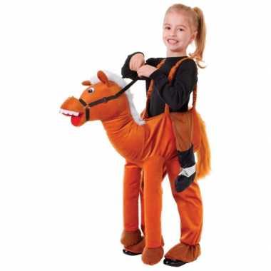 Carnaval  Verkleed stap paard kostuum kids