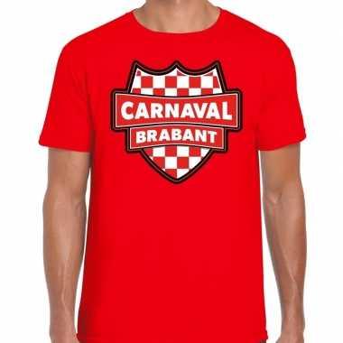 Carnaval verkleed t kostuum brabant rood heren