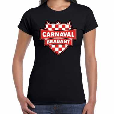 Carnaval verkleed t kostuum brabant zwart voor dames