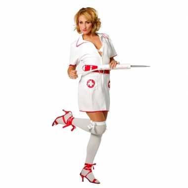 Carnaval  Verpleegster kostuumje dames