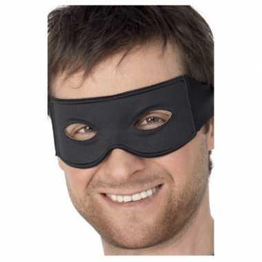 Carnaval voordelige boeven maskers kostuum