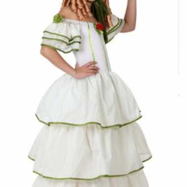 Carnaval  Western meiden kostuum jurk
