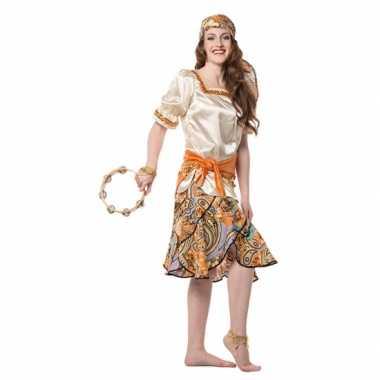 Carnaval  Zigeunerin kostuum dames