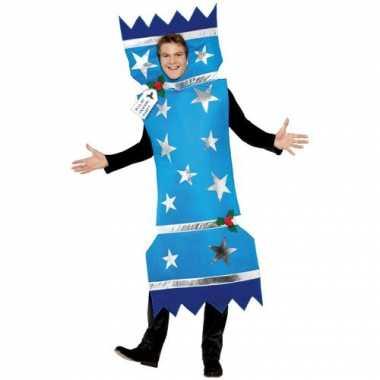 Carnavalskleding Christmas cracker kostuum