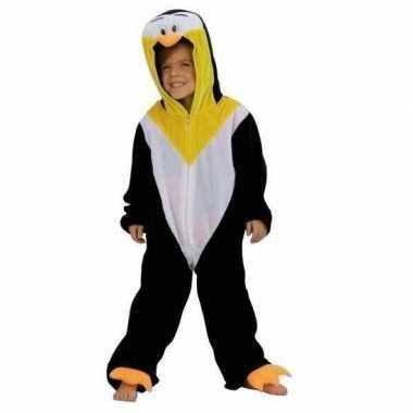 Carnavalskleding pinguin kostuum