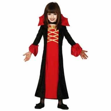 Carnavalskleding vampieren kostuum jurk meisjes