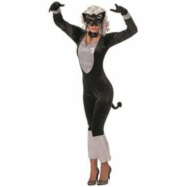 Dames carnaval kleding Alley kostuum