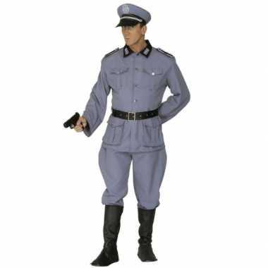 Duits leger carnaval kleding kostuum