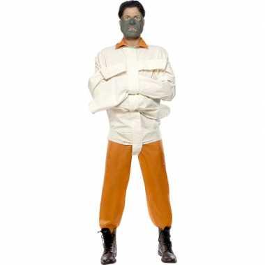 Hannibal Lecter carnaval kostuum
