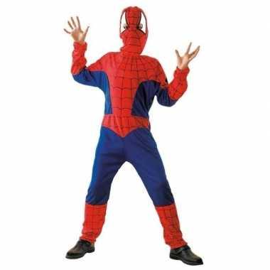 Spinnenheld carnaval kleding kostuum