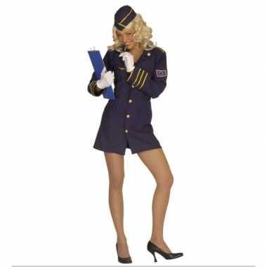 Stewardess kostuumje carnaval dames