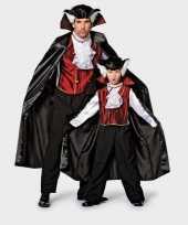 Carnaval kostuum vampier volwassenen